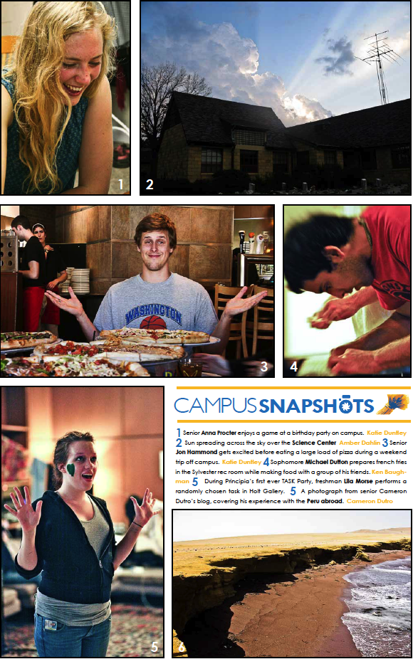 Campus Snapshots 05-28-10