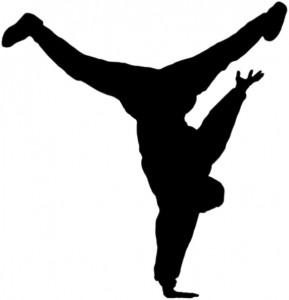 silhouette break